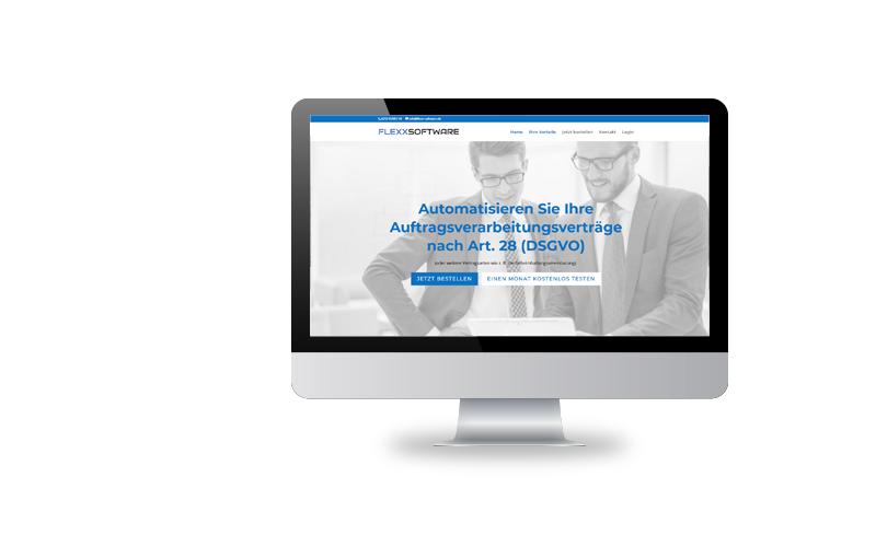 Responsive Webdesign, Konzeption, RealisierungSoftware Auftragsverarbeitungsverträge