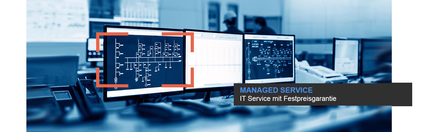 Managed Service Systemhaus Erdmann